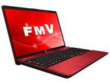 FMV LIFEBOOK AHシリーズ WA3/C2 KC_WA3C2_A012 メモリ8GB・HDD 1TB・Office搭載モデル [ガーネットレッド] 製品画像