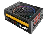 Toughpower DPS G RGB 1500W TITANIUM PS-TPG-1500DPCTJP-T [Black] 製品画像