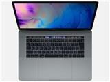 MacBook Pro Retinaディスプレイ 2200/15.4 MR932J/A [スペースグレイ] 製品画像