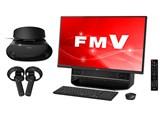 FMV ESPRIMO FHシリーズ WF2/C2 KC_WF2C2_A023 MRヘッドセット付属・TV機能・メモリ32GB・SSD 512GB+HDD 3TB・Blu-ray・Office搭載モデル 製品画像