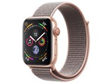 Apple Watch Series 4 GPS+Cellularモデル 44mm MTVX2J/A [ピンクサンドスポーツループ] 製品画像