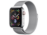 Apple Watch Series 4 GPS+Cellularモデル 44mm MTX12J/A [ミラネーゼループ] 製品画像