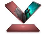 Inspiron 14 5000 プレミアム Core i5 8265U・8GBメモリ・256GB SSD搭載モデル [バーガンディレッド] 製品画像