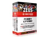 ZEUS RECORD 製品画像