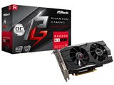 Phantom Gaming D Radeon RX580 8G OC [PCIExp 8GB] 製品画像