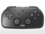 ワイヤレスコントローラーライト for PlayStation4 PS4-133 [クリアブラック]