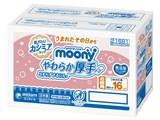 ムーニー おしりふき やわらか厚手 詰替用 60枚×16個 アカチャンホンポ限定モデル