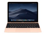 MacBook Retinaディスプレイ 1300/12 MRQP2J/A [ゴールド] 製品画像