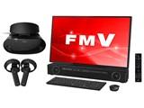 FMV ESPRIMO FHシリーズ WF2/C3 KC_WF2C3_A040 MRヘッドセット付属・4K液晶・TV機能・メモリ32GB・SSD 512GB+HDD 3TB・Blu-ray・Office搭載モデル 製品画像