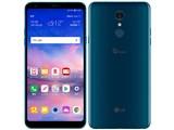LG Q Stylus SIMフリー [モロッカンブルー] 製品画像