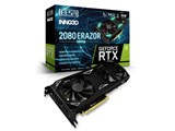 ELSA GeForce RTX 2080 ERAZOR GAMING GD2080-8GERES [PCIExp 8GB]