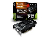 ELSA GeForce RTX 2070 S.A.C GD2070-8GERS [PCIExp 8GB]