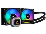 H100i RGB PLATINUM CW-9060039-WW 製品画像