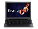 LEVEL-15FX080-i7-LNSX Core i7 8700/8GBメモリ/250GB SSD/GTX 1050/15インチ