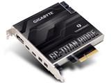 GC-TITAN RIDGE Rev.1.0 [Thunderbolt3 USB3.1 Type-C/DisplayPort/Mini DisplayPort] 製品画像