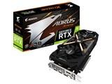 AORUS GV-N2060AORUS X-6GC [PCIExp 6GB] 製品画像