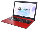LAVIE Note Standard NS700/MAR PC-NS700MAR [カームレッド] 製品画像
