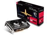 SAPPHIRE PULSE RADEON RX 570 8G GDDR5 DUAL HDMI/DUAL DP OC W/BP (UEFI) [PCIExp 8GB]