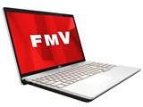 FMV LIFEBOOK AHシリーズ WA3/D1 KC_WA3D1_A057 Core i7・メモリ16GB・SSD 256GB+HDD 1TB・Office搭載モデル [プレミアムホワイト] 製品画像