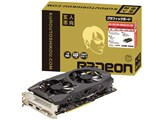 RD-RX590-E8GB/OC/DF [PCIExp 8GB] 製品画像