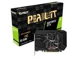 NE6166TS18J9-161F (GeForce GTX1660Ti STORMX OC 6GB) [PCIExp 6GB] ドスパラWeb限定モデル 製品画像