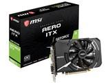 GeForce GTX 1660 Ti AERO ITX 6G OC [PCIExp 6GB] 製品画像