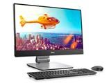 Inspiron 24 5000 フレームレスデスクトップ プラチナ・タッチパネル Core i7 8700T・16GBメモリ・256GB SSD+1TB HDD・GeForce GTX 1050搭載モデル 製品画像