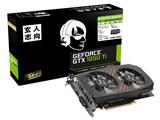 GF-GTX1050Ti-4GB/OC/DF2 [PCIExp 4GB] 製品画像