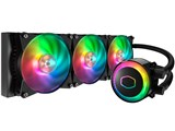 MasterLiquid ML360R RGB MLX-D36M-A20PC-R1 製品画像