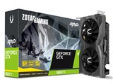 ZOTAC GAMING GeForce GTX 1660 Ti AMP 6GB GDDR6 ZT-T16610D-10M [PCIExp 6GB] 製品画像