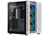Crystal 680X RGB Tempered Glass CC-9011169-WW [ホワイト] 製品画像