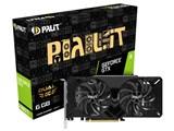 NE6166TS18J9-1160A (GeForce GTX1660Ti 6GB Dual OC) [PCIExp 6GB] ドスパラWeb限定モデル 製品画像