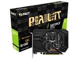 NE51660S18J9-165F (GeForce GTX1660 6GB STORMX OC) [PCIExp 6GB] ドスパラWeb限定モデル 製品画像