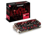 PowerColor Red Devil Radeon RX 590 8GB GDDR5 AXRX 590 8GBD5-3DHV2/OC [PCIExp 8GB]