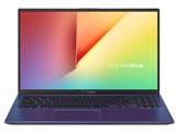 VivoBook 15 X512FA X512FA-826G512B [ピーコックブルー] 製品画像