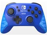 ワイヤレスホリパッド for Nintendo Switch NSW-174 [ブルー] 製品画像