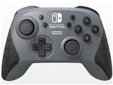 ワイヤレスホリパッド for Nintendo Switch NSW-175 [グレー]