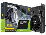 ZOTAC GAMING GeForce GTX 1650 OC ZT-T16500F-10L [PCIExp 4GB]