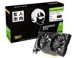 GF-GTX1650-E4GB/OC/DF [PCIExp 4GB] 製品画像