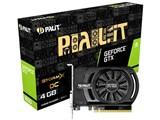 NE51650S06G1-1170F (GeForce GTX1650 STORMX OC 4GB) [PCIExp 4GB] ドスパラWeb限定モデル 製品画像