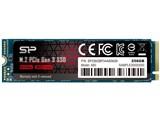 PCIe Gen3x4 P34A80 SP256GBP34A80M28 製品画像