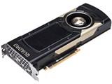 Quadro GV100 NVQGV100-32GHBM2 [PCIExp 32GB] 製品画像