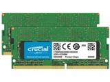 CFD Selection W4N3200CM-4G [SODIMM DDR4 PC4-25600 4GB 2枚組]