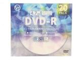 DR-120DVX.20CAN [DVD-R 16倍速 20枚組]
