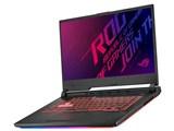 ROG Strix G G531GU Core i7 9750H・16GBメモリ・512GB SSD・GTX1660Ti・15.6型フルHD液晶搭載モデル G531GU-I7G1660TK