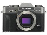 FUJIFILM X-T30 ボディ [チャコールシルバー]