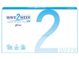 WAVE 2ウィーク UV plus レンズスピード限定モデル [6枚入り] 製品画像