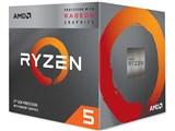 Ryzen 5 3400G BOX 製品画像
