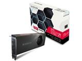 SAPPHIRE RADEON RX 5700 XT 8G GDDR6 HDMI/TRIPLE DP (UEFI) [PCIExp 8GB] 製品画像