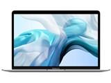 MacBook Air Retinaディスプレイ 1600/13.3 MVFK2J/A [シルバー] 製品画像